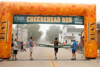 Cheesehead Run Awards