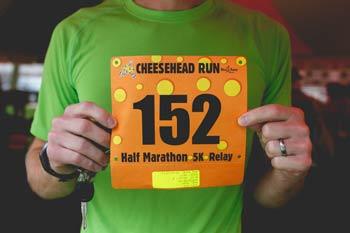 Cheesehead Run Eligibility