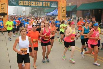 Cheesehead Run Age Divisions