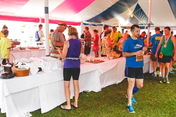 Cheesehead Run Gourmet Finish Line Feast